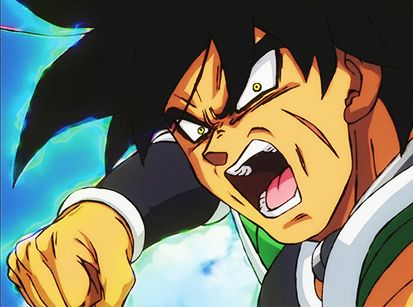 """Dragon Ball Super: Broly"" é um programa legal para estas férias"
