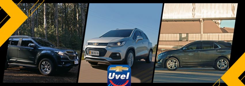 Temporada de SUVs Chevrolet